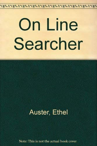 The Online Searcher [Paperback]