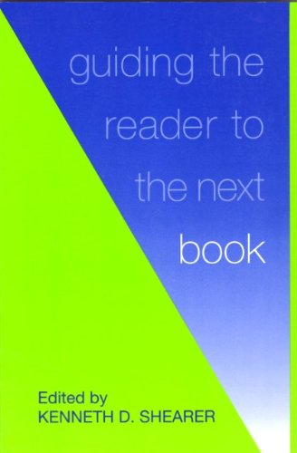 Guiding the Reader to the Next Book: Shearer, Kenneth A.