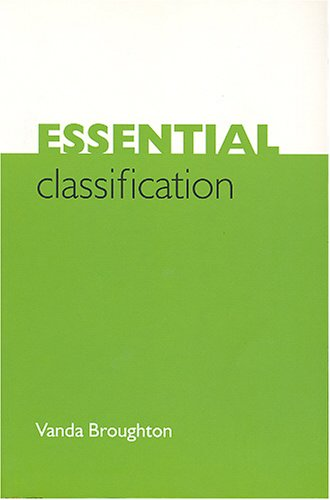9781555705077: Essential Classification