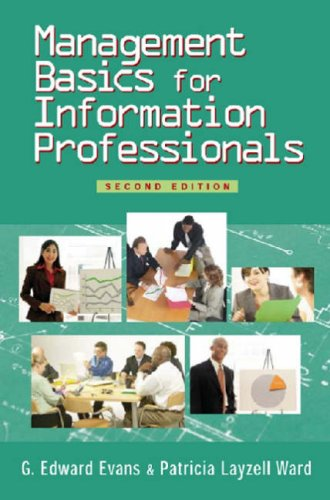 9781555705862: Management Basics for Information Professionals, Second Edition