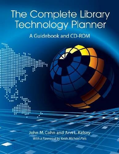 9781555706814: The Complete Library Technology Planner: A Guidebook with Sample Technology Plans and RFPs on CD-ROM