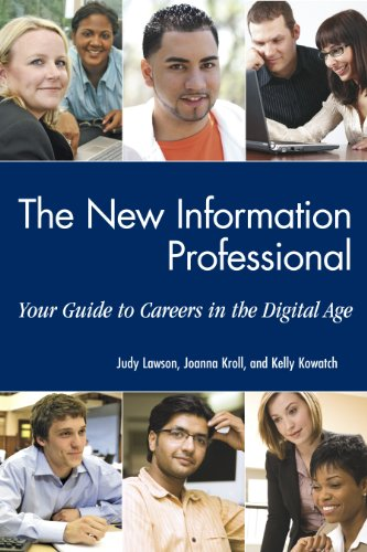 9781555706982: The New Information Professional: Your Guide to Careers in the Digital Age
