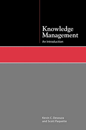 9781555707200: Knowledge Management: An Introduction