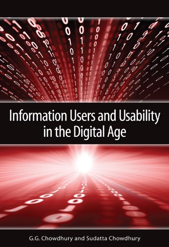 9781555708078: Information Users and Usability in the Digital Age