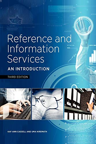 9781555708597: Reference and Information Services: An Introduction, Third Edition