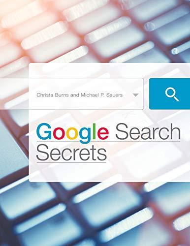 9781555709235: Google Search Secrets