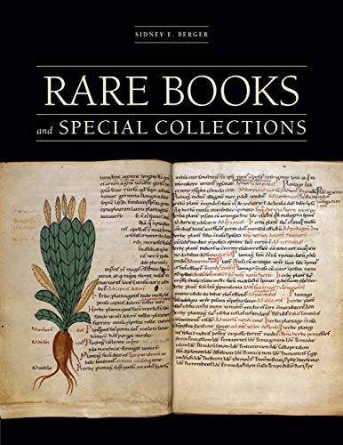 9781555709648: Rare Books and Special Collections