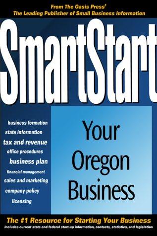 Smart Start in Oregon (Smartstart (Oasis Press)): PSI Research