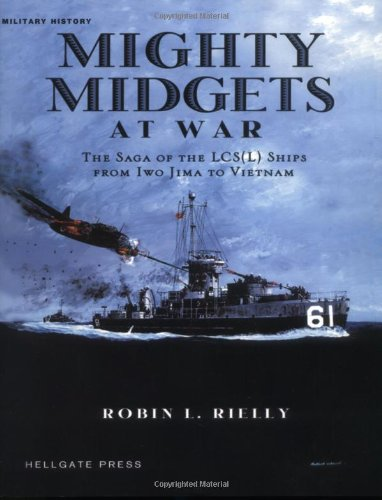 Mighty Midgets at War: The Saga of: Rielly, Robin L.