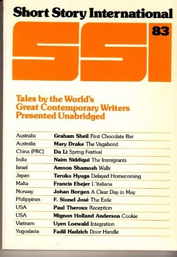 Short Story International (SSI) Volume 14, Number: Graham Sheil, Mary