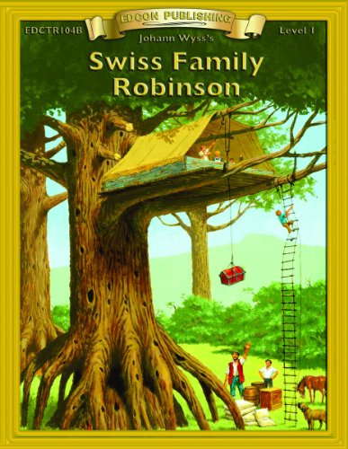 9781555760496: Swiss Family Robinson (Bring the Classics to Life: Level 1)