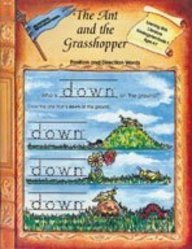 9781555760601: Ant & the Grasshopper Position & Direction Words (Learning with Literature (Edcon))