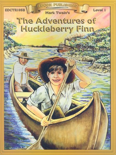 9781555760885: The Adventures of Huckleberry Finn (Bring the Classics to Life: Level 1)