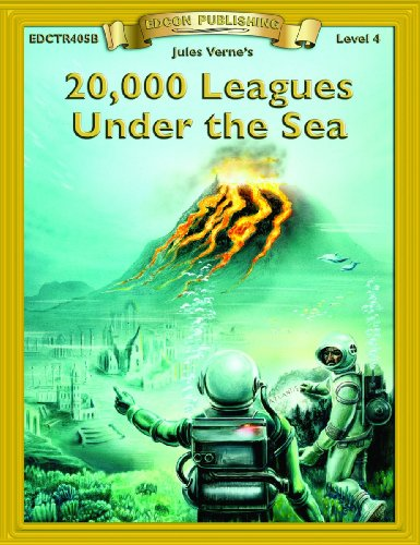 9781555760915: 20,000 Leagues Under the Sea: Level 4