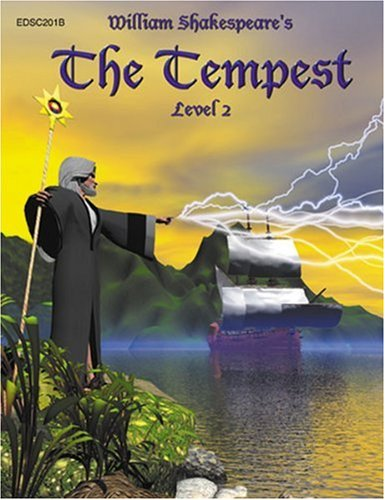 9781555763275: The Tempest (Easy Reading Old World Literature: Level 2)