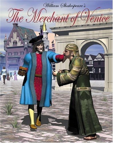 9781555763466: The Merchant of Venice (Easy Reading Old World Literature: Level 3)