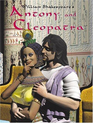9781555763510: Antony & Cleopatra (Easy Reading Old World Literature: Level 4)