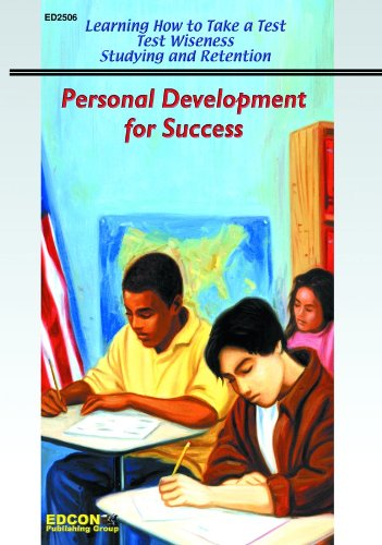 9781555763848: Personal Development: Learning How to Take a Test (Personal Development for Success)