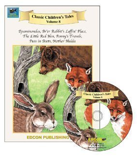9781555764357: Classic Children's Tales Read-Along [With Paperback Book]