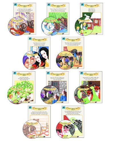Classic Children's Tales Collection of All 10 Books and Audio CDs: Complete Collection of ...