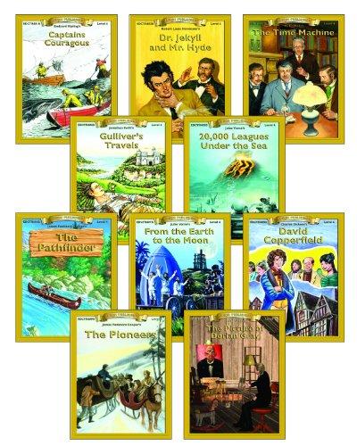 9781555766634: All 10 Level 4.0-5.0 Classic Books