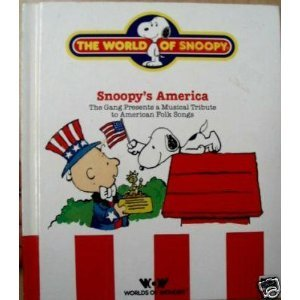 Snoopy's America (World of Snoopy) w/cassette: Schulz, Charles M.