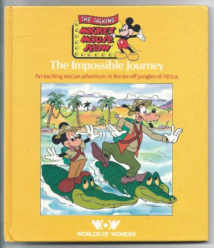 9781555783006: The Talking Mickey Mouse Show: The Impossible Journey