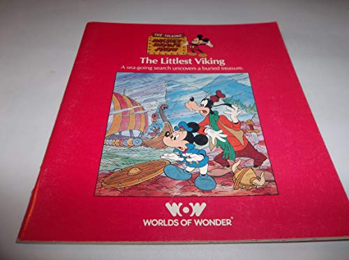9781555783099: The Littlest Viking (The Talking Mickey Mouse Show)
