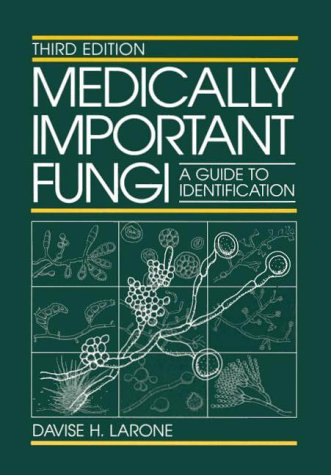 9781555810917: Medically Important Fungi: A Guide to Identification