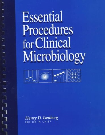 9781555811259: Essential Procedures for Clinical Microbiology