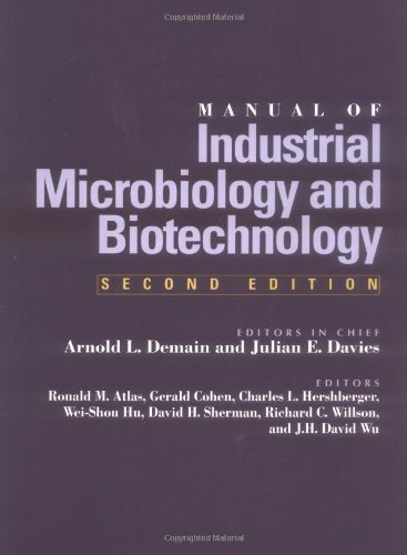 9781555811280: Manual of Industrial Microbiology and Biotechnology