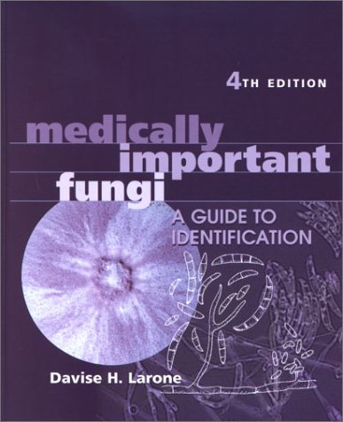 9781555811723: Medically Important Fungi: A Guide to Identification, 4th Edition
