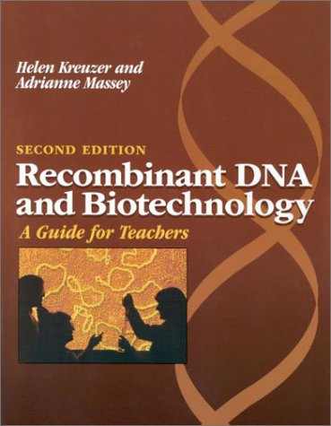 9781555811754: Recombinant DNA Biotechnology: A Guide for Teachers
