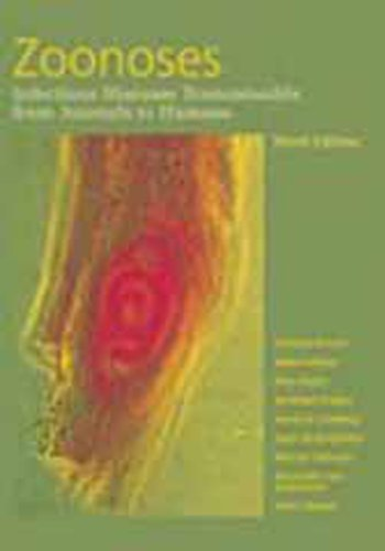Zoonosis: Infectious Diseases Transmissible from Animals to Humans: H. Krauss