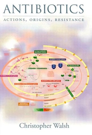 Antibiotics: Actions, Origins, Resistance: Christopher Walsh