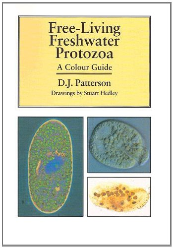 9781555812751: Free-living Freshwater Protozoa: A Color Guide