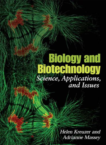 9781555813048: Biology and Biotechnology: Science, Applications, and Issues