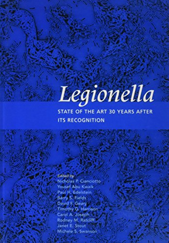 9781555813901: Legionella: State of the Art 30 Years after Its Recognition