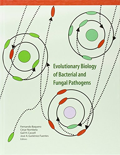 9781555814144: Evolutionary Biology of Bacterial and Fungal Pathogens