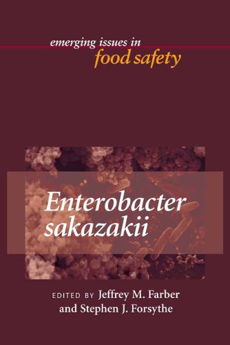 9781555814601: Enterobacter sakazakii (Emerging Issues in Food Safety)