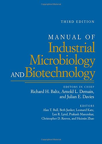 9781555815127: Manual of Industrial Microbiology and Biotechnology