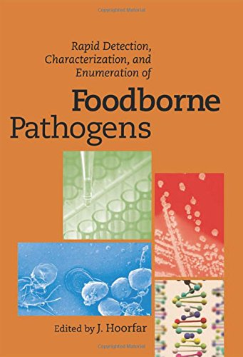 9781555815424: Rapid Detection, Characterization, and Enumeration of Foodborne Pathogens (500 Tips)