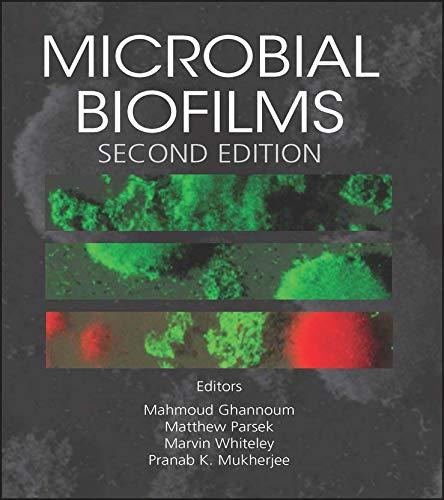 9781555817466: Microbial Biofilms