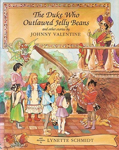 9781555831998: Duke Who Outlawed Jelly Beans and Other Stories