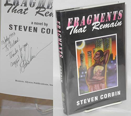 Fragments That Remain: Corbin, Steven