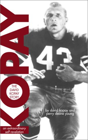 9781555836382: The David Kopay Story: An Extraordinary Self-Revelation
