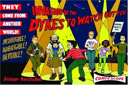 9781555838331: Invasion of the Dykes to Watch Out For