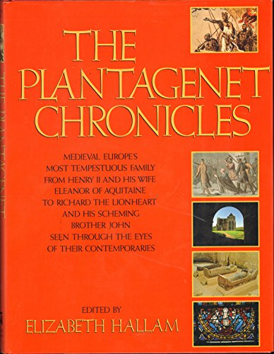 The Plantagenet Chronicles: Hallam, Elizabeth