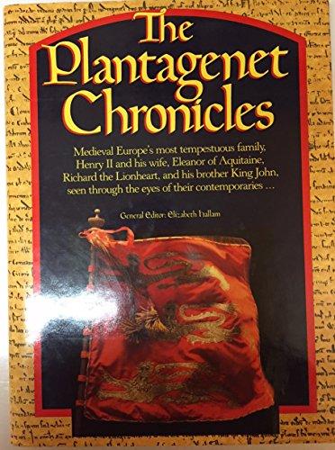 The Plantagenet Chronicles: Hallam, Elizabeth