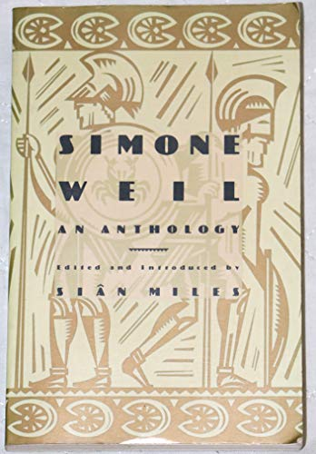 9781555840211: Simone Weil: An Anthology